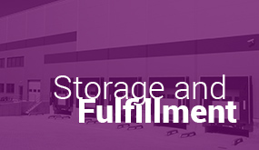 Storage and Fulfillment